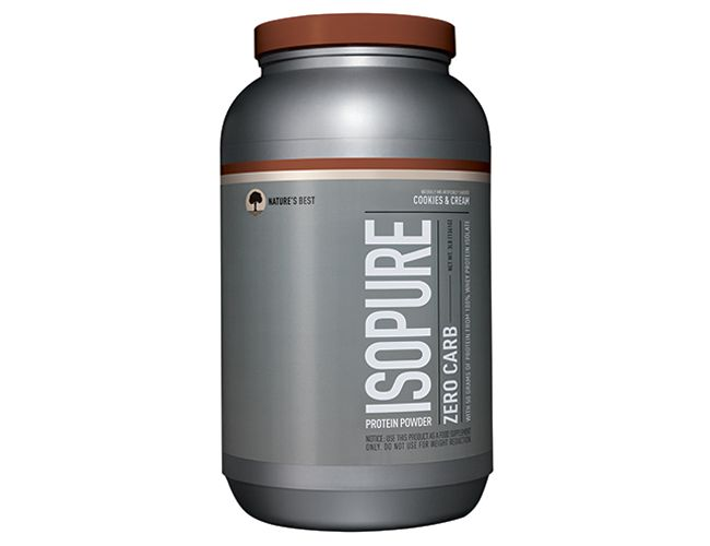 Nature's Best Isopure Zero Carb 3 Lbs