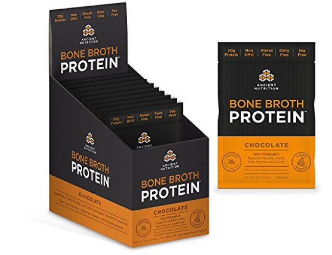 Ancient Nutrition Bone Broth Protein 15 Packets