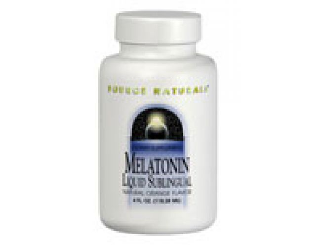 Source Naturals Melatonin 2.5mg Orange Sublingual 60 Tablets