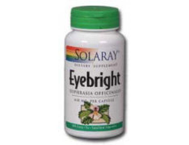 Solaray Eyebright 430mg 100 Caps