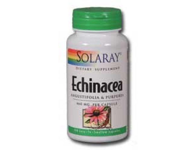 Echinacea, Purpurea, Augustifolia - Discount Solaray Echinacea, Purpurea, Augustifolia