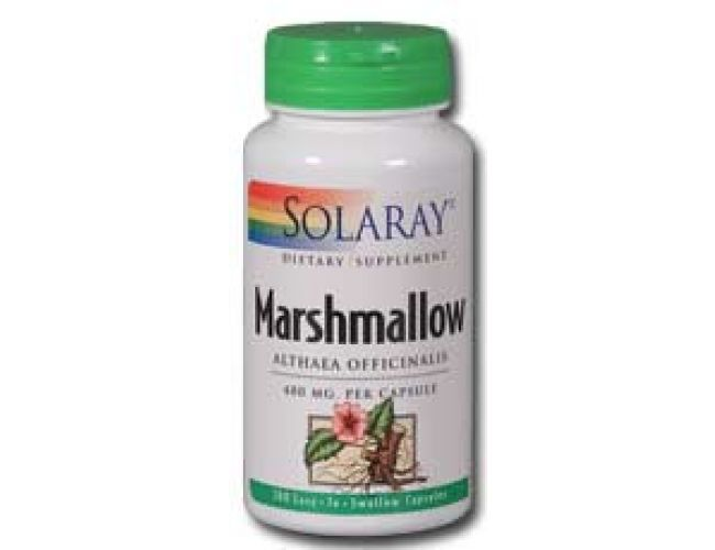 Solaray Marshmallow Root 480mg 100 caps