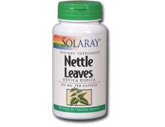 Solaray Nettle Leaves 450mg 100 caps