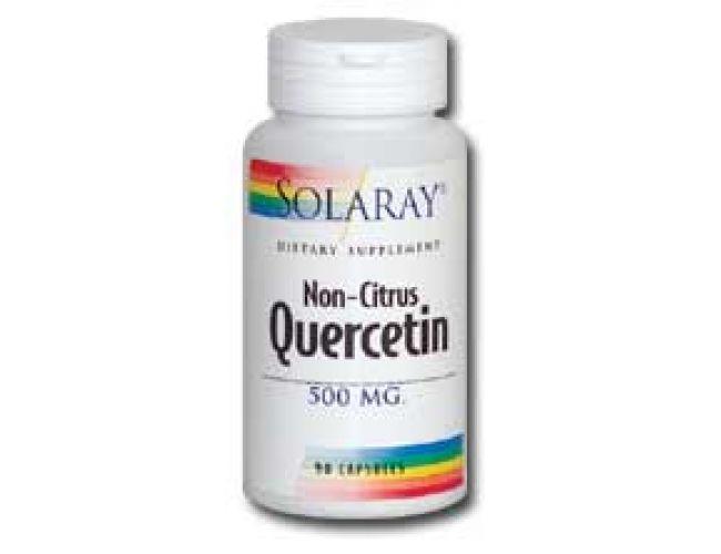 Solaray Non-Citrus Quercetin 500mg 90 Caps