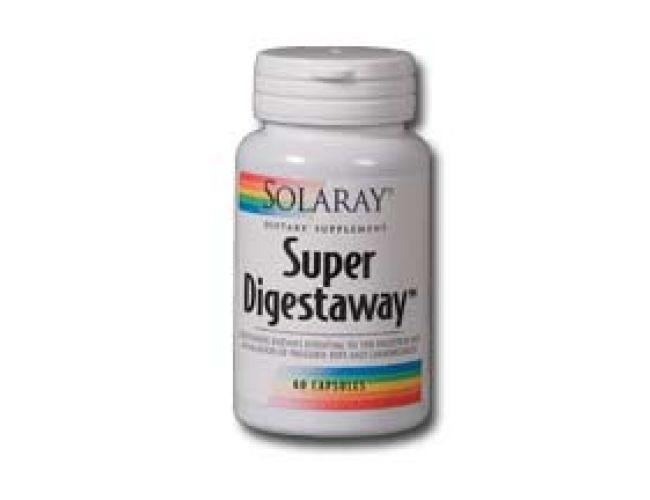Solaray Super Digestaway 90 Caps