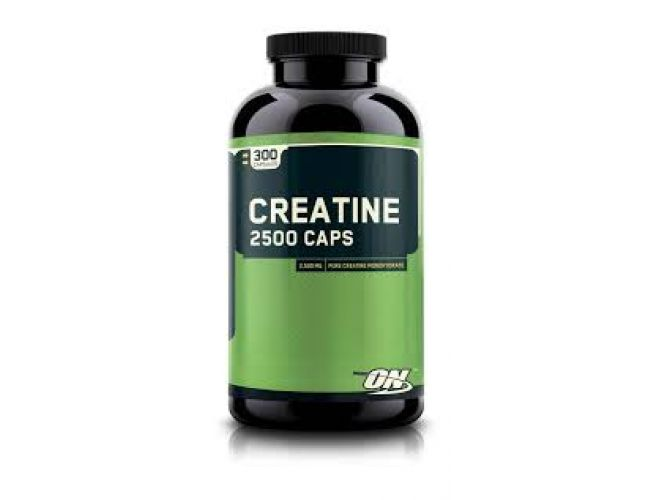Optimum Creatine 2500-300 Caps
