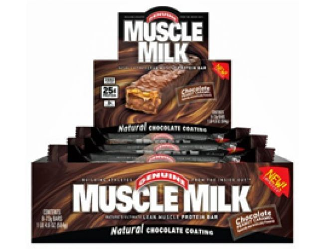 CytoSport Muscle Milk Bars 8/Box