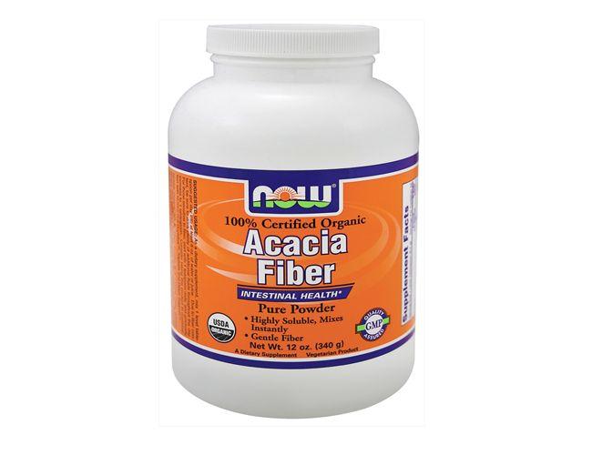 Acacia fiber supplement