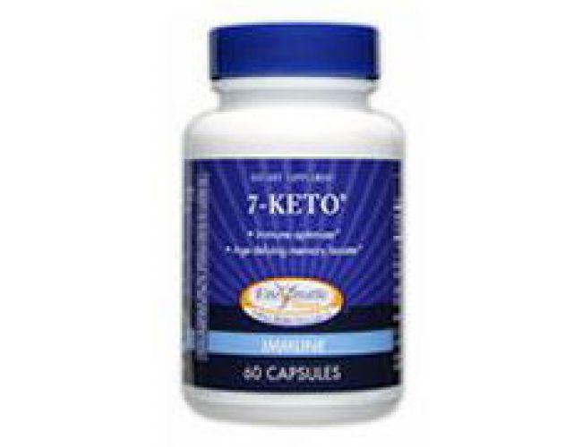 Enzymatic Therapy 7-Keto DHEA 25mg 60 Caps