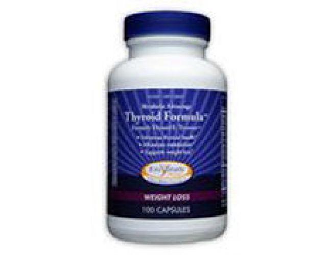 Enzymatic Therapy Metabolic Advantage Thyroid Formula 100 Caps