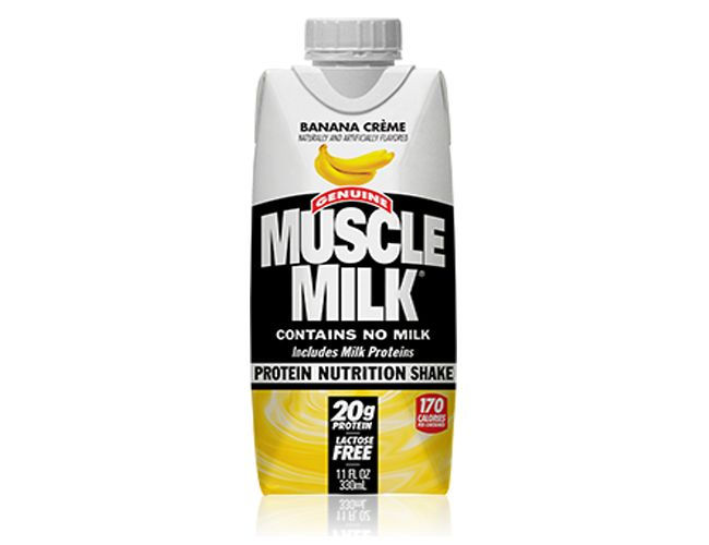 Muscle Milk RTD 24 Pack by CytoSport