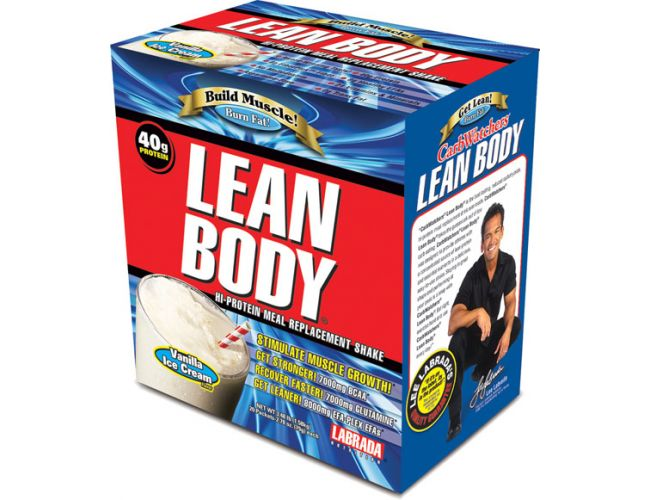 Labrada Nutrition Lean Body Original MRP 20 Pack