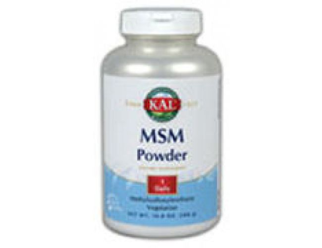 Kal MSM Powder 5mg 10.8 Oz.