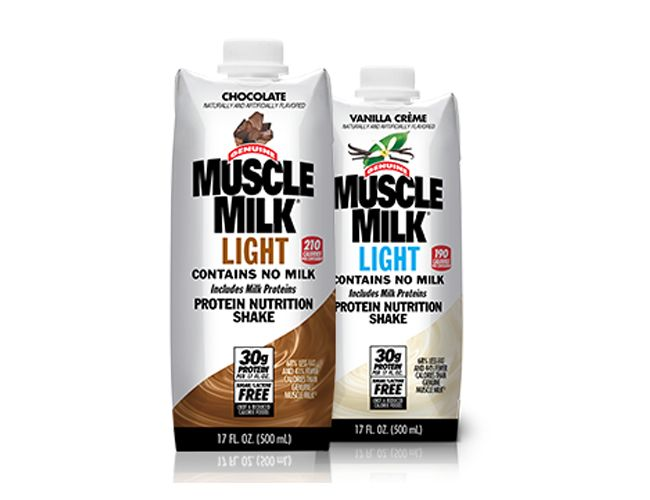 Muscle Milk Light RTD 12-17 oz. Cans