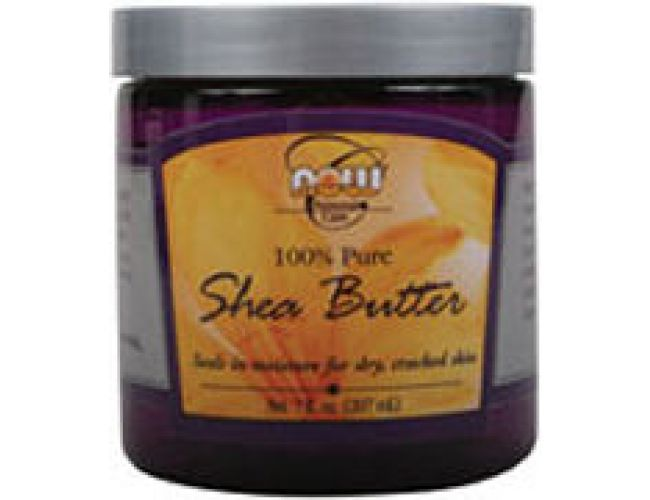 Now Foods 100% Pure Shea Butter 7 oz