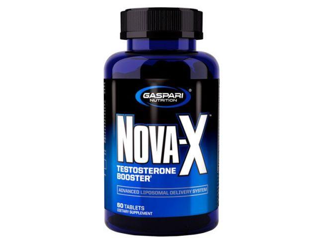 Nova-X by Gaspari Nutrition Natural Testosterone Booster