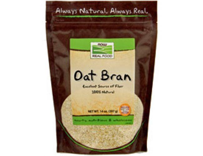 Now Foods Oat Bran 14oz