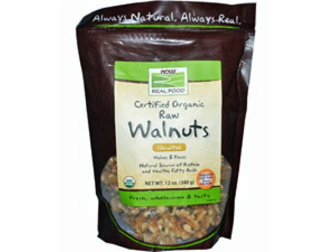 Now Foods Walnuts 12 oz