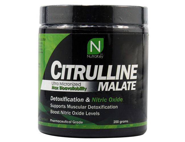 What is citrulline malate