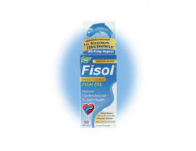Nature's Way Fisol Fish Oil 90 Softgels