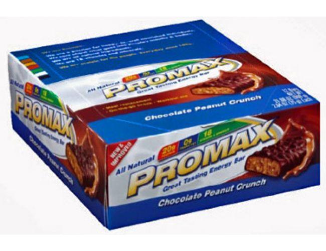 Promax Promax Bars 12/Box