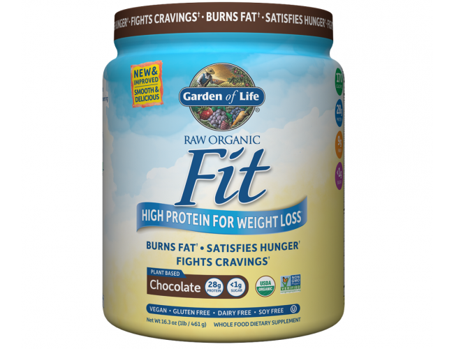 Garden Of Life Raw Fit 16 Oz