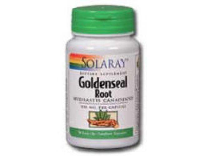 Solaray Goldenseal Root 550mg 50 Caps