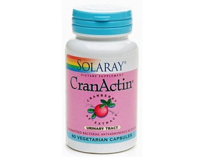 Solaray CranActin Cranberry AF Extract 60 caps