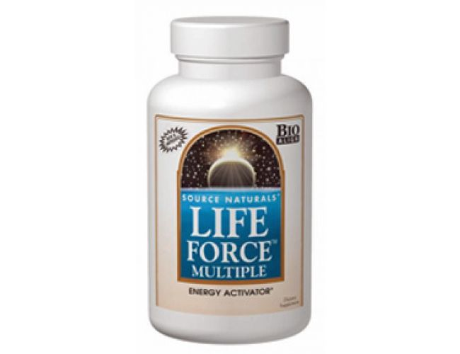 Source Naturals Life Force Multiple Vitamin 60 tabs