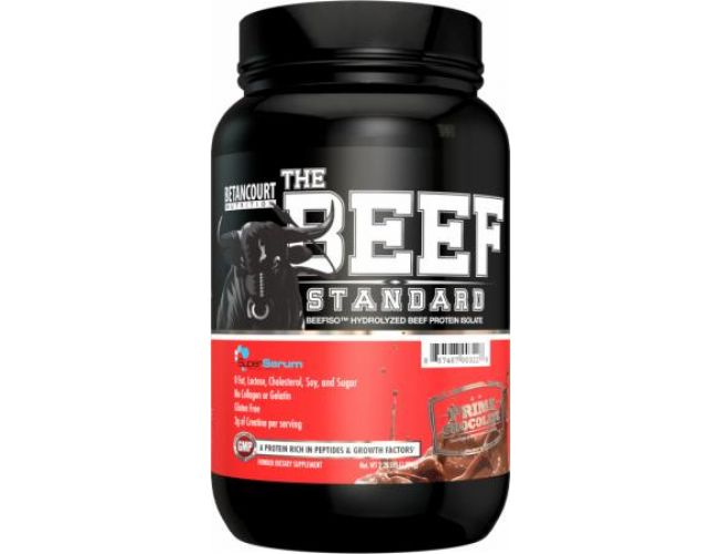 Betancourt Nutrition The Beef Standard 4 Lbs
