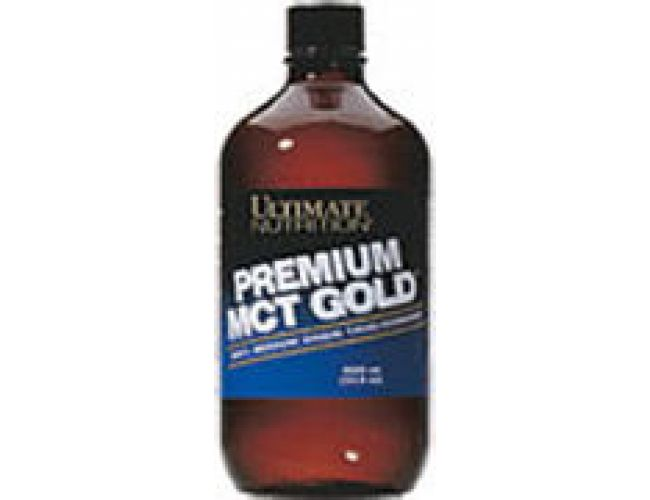 Ultimate Nutrition MCT Oil Gold 33.8 oz