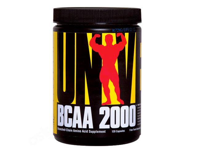 Universal BCAA 2000 120 Caps