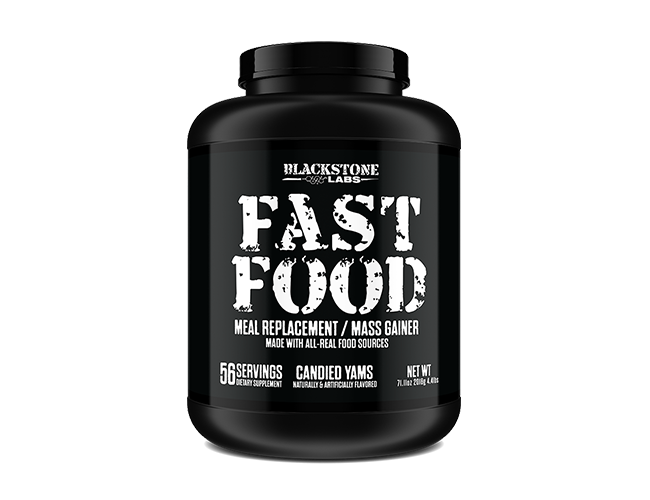 Blackstone Labs Fast Food Candied Yams 56 Servings