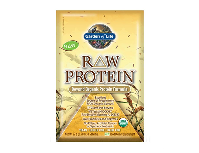 Garden Of Life Raw Protein Packets Organic