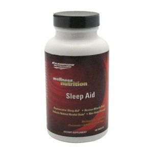 Champion Nutrition Wellness Nutrition Sleep Aid
