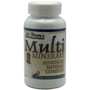Lee Haney's Nutritional Support System Multi Minerals