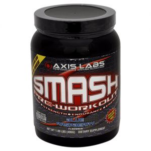 Axis Labs Smash Pre-Workout