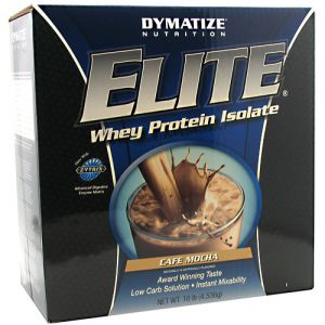 Dymatize Elite Whey Protein 10 lbs