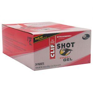 Clif Bar Shot Energy Gel 24-1.2 oz (34g