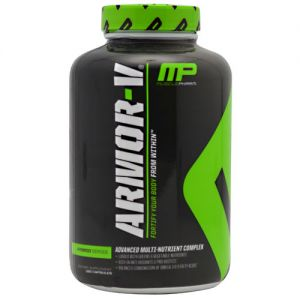Muscle Pharm Armor-V 180 Caps