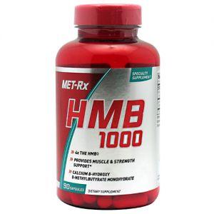 Met-Rx HMB 1000  90 Capsules
