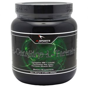 AI Sports Nutrition L-Carnitine-L-Tartrate 300 Grams