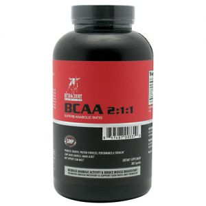 Betancourt Nutrition BCAA 2:1:1 Ratio  300 Capsules