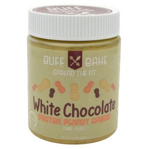 Buff Bake White Chocolate Protein Peanut Butter Spread 13oz