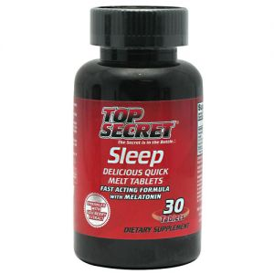Body Well Nutrition Top Secret Sleep