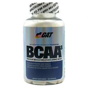 GAT BCAAs 180 Caps