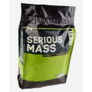 Optimum Nutrition Serious Mass 12 lbs