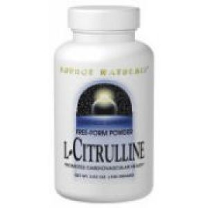 Source Naturals L-Citrulline 500mg 60 Caps