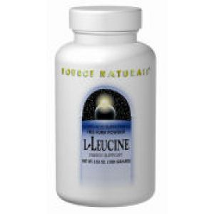 Source Naturals L-Leucine Powder 3.53oz