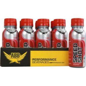 American BodyBuilding Speed Shot 12/Case
